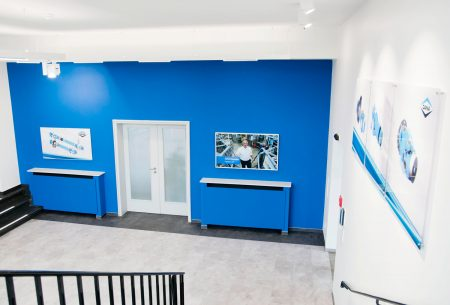 Foyergestaltung